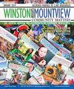 Winston Heights/Mountview Community Matters - Current Issue