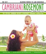 Cambrian_Heights_Rosemont Newsletter