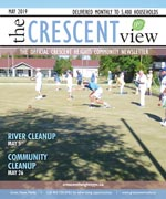 The Crescent Heights View - Current Issue