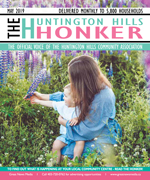 The Huntington Hills Honker - Current Issue