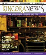 Kincora News - Current Issue