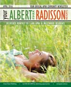 Your Albert Park Radisson Heights - Current Issue