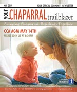 Your Chaparral Trailblazer - Current Issue