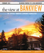 Bankview Newsletter