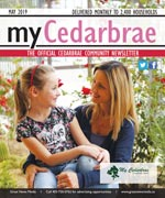 MyCedarbrae - Current Issue