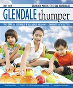 Glendale Thumper - Current Issue