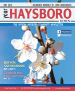 Haysboro Newsletter