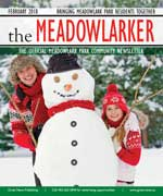 Meadowlark_Park Newsletter