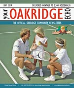 Your Oakridge Echo - Current Issue