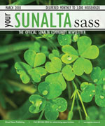 Your Sunalta Sass - Current Issue
