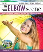 Elbow Scene Newsletter